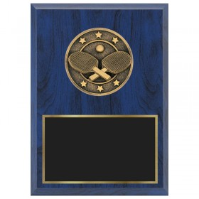 Ping Pong Plaque 1670A-XF0039