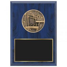 Plaque Gymnastique 1670A-XF0052