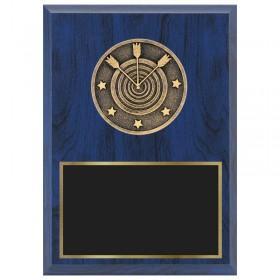 Plaque Tir à l'Arc 1670A-XF0057