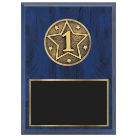 1st Position Plaque 1670A-XF0091