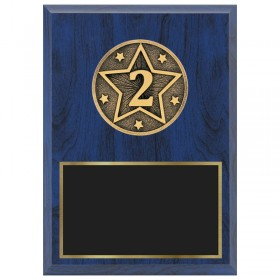 2nd Position Plaque 1670A-XF0092