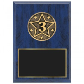3rd Position Plaque 1670A-XF0093