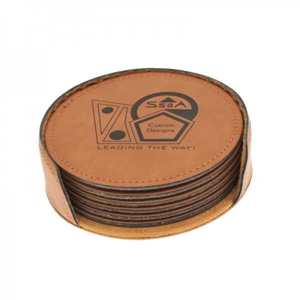 Brown Coaster Set DAL717RH