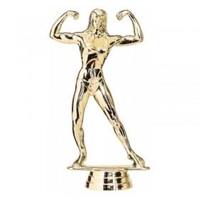 Figurine Musculation Femme 5 5/8 po  8012-1