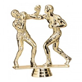 Figurine Boxe Double 5 1/4 po 8032-1