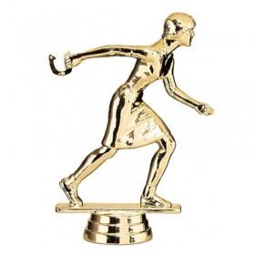 Figurine Fer à Cheval Femme 4 1/2 po 8058-1