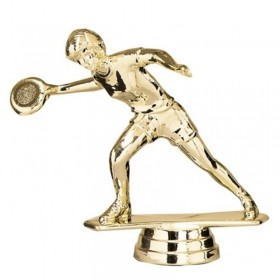 Figurine Disc Golf Femme 4 1/4 po 8263-1