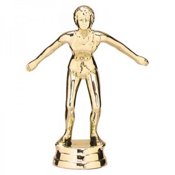 Figurine Natation Femme 4 1/2 po 8321-1