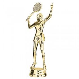 Figurine Tennis Femme 5 7/8 po 8323-1