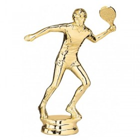 Figurine Racquetball Homme 4 1/2 po 8324-1