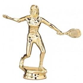 Figurine Racquetball Femme 4 1/2 po 8325-1