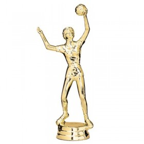 Figurine Volleyball Femme 5 7/8 po 8328-1