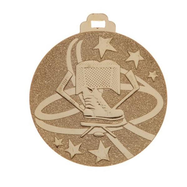 Médaille Hockey 2 po 510-322-1