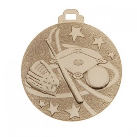 Baseball medals 2 in 510-042-1