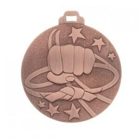Médaille Arts Martiaux Bronze 2 po 510-342-8