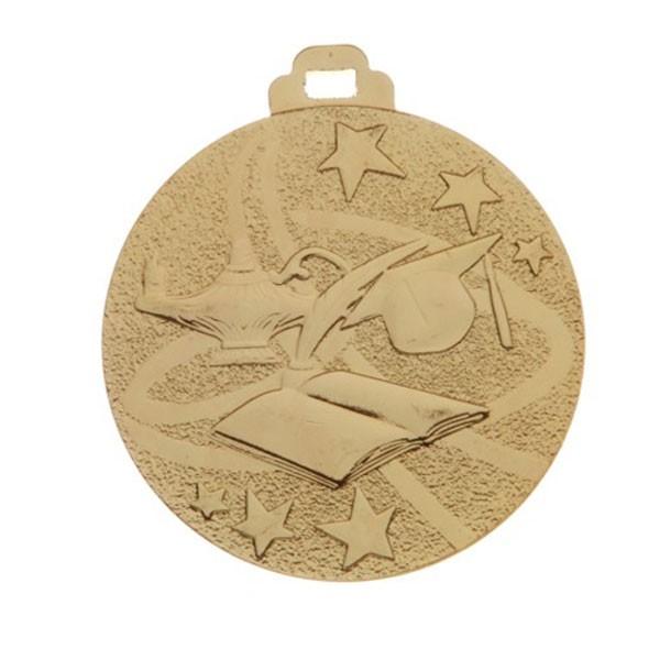 Médaille Académique Or 2 po 510-370-1
