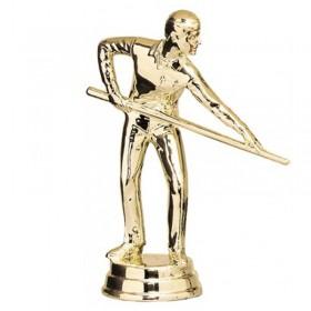 Figurine Billard Homme 4 1/8 po 8342-1