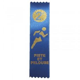 Ruban 2e Position Course à Pied - Français
