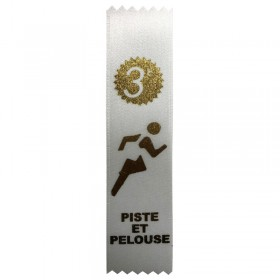 Flat Ribbon 3rd Position French Running