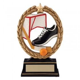 Ball Hockey Resin Trophy RF03017FC