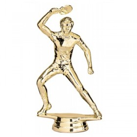 Figurine Ping Pong Homme 5 1/4 po 8366-1