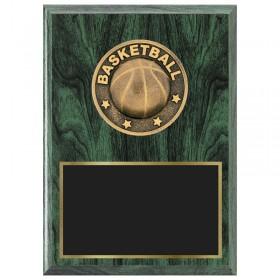 Basketball Plaque 1470-XF0003