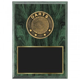 Darts Plaque 1470-XF0009