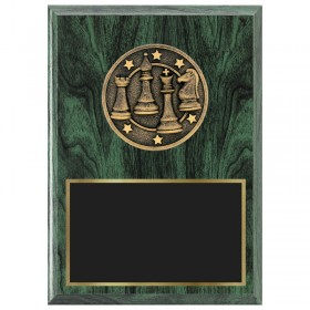 Chess Plaque 1470-XF0011