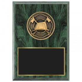 Firefighter Plaque 1470-XF0048