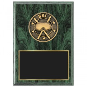 Plaque Ski Alpin 1470-XF0082