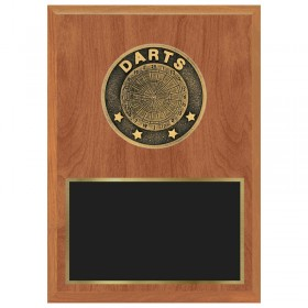 Darts Plaque 1183-XF0009