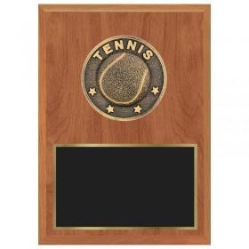Tennis Plaque 1183-XF0015