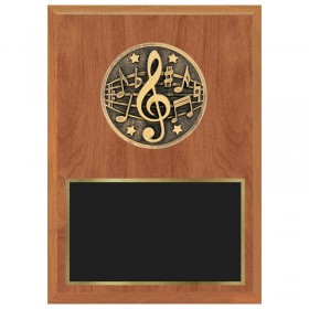 Music Plaque 1183-XF0030