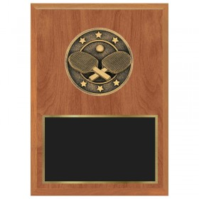 Ping Pong Plaque 1183-XF0039