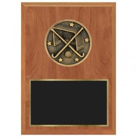 Plaque Hockey sur Gazon 1183-XF0045