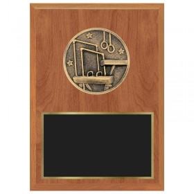 Plaque Gymnastique 1183-XF0052