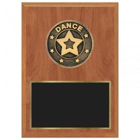 Plaque Danse 1183-XF0054