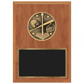 T-Ball Plaque 1183-XF0059