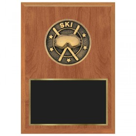 Plaque Ski Alpin 1183-XF0082