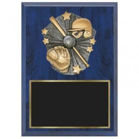Baseball Plaque 1670-XPC02