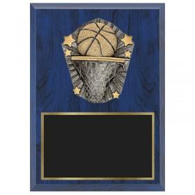 Basketball Plaque 1670-XPC03