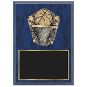Plaque Basketball 1670-XPC03