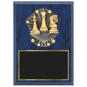 Chess Plaque 1670-XPC11