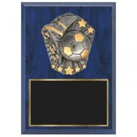 Plaque Soccer 1670-XPC13
