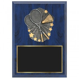 Plaque Badminton 1670-XPC27