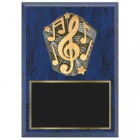Music Plaque 1670-XPC30