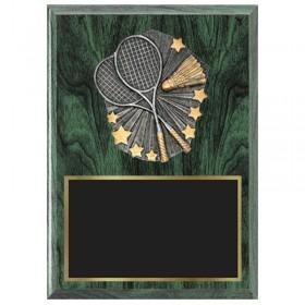 Plaque Badminton 1470-XPC27