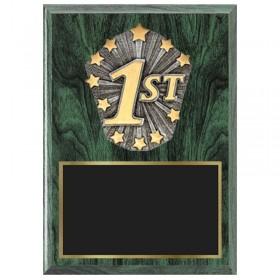 1st Position Plaque 1470-XPC91