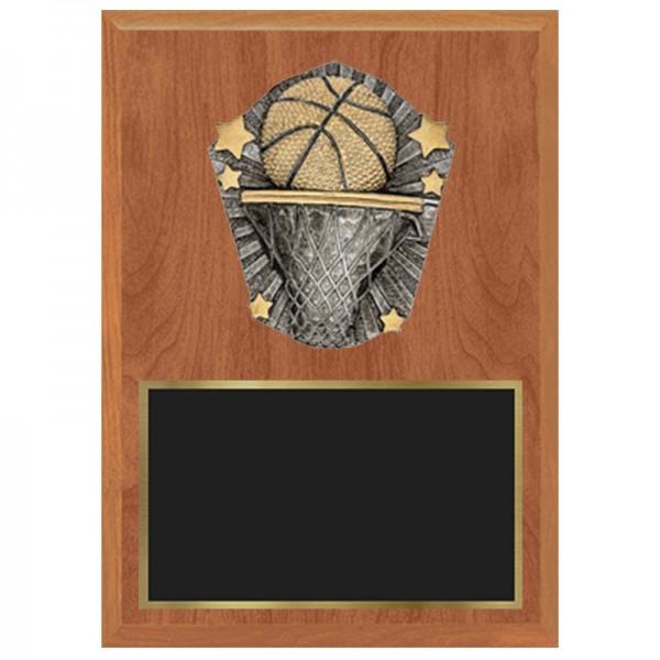 Plaque Basketball 1183-XPC03