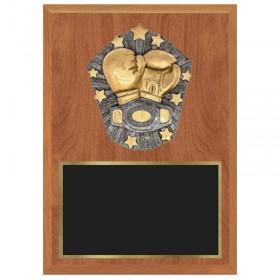 Boxing Plaque 1183-XPC31